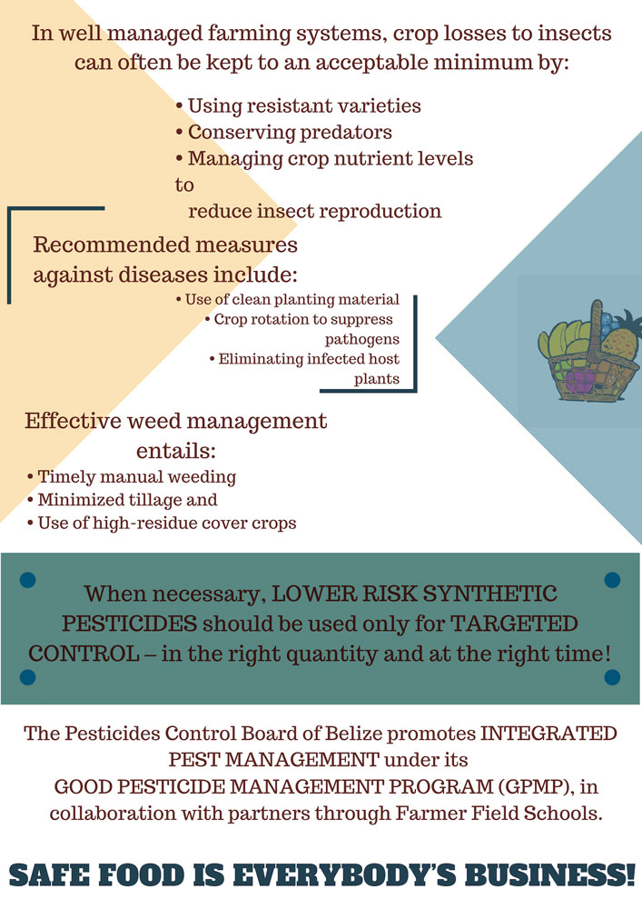 Pesticides Awareness Week Info Bulletin